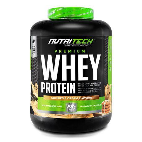 Nutritech premium whey 2kg