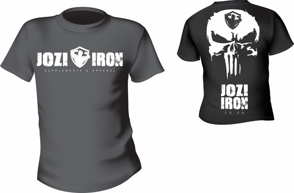 Jozi Iron punisher T-shirt