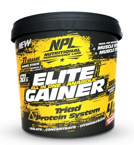 NPL Elite Gainer [4KG]