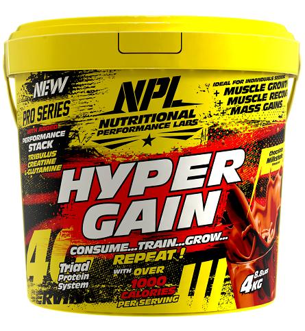 NPL Hyper Gainer [4KG]
