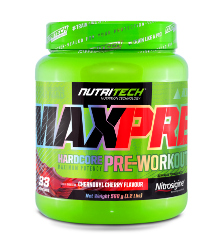 Nutritech Max Pre [560g]
