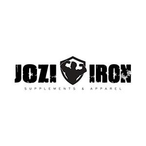 Jozi Iron BW Logo - Jozi Iron