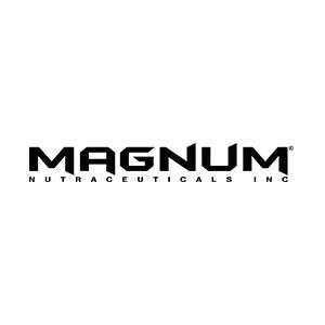 Jozi Iron BW Logo - Magnum Nutraceuticals